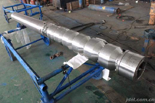 QJ型井用潜水泵生产厂家