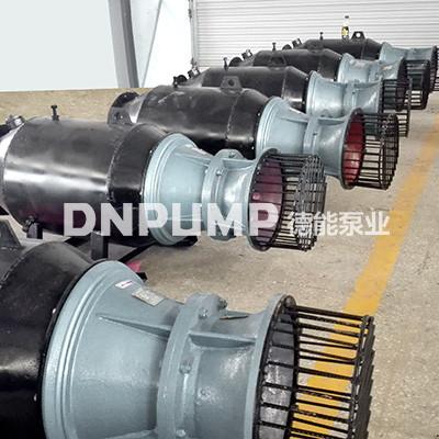 大排量卧式潜水贯流泵价格参数