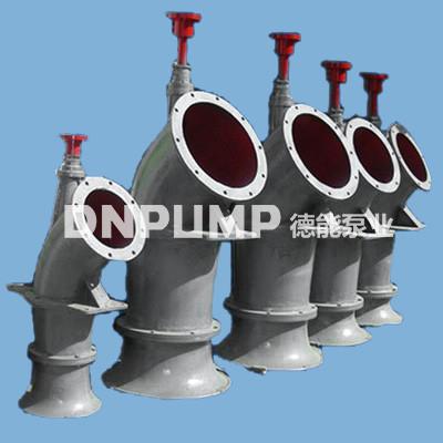 大流量大口径干式电机ZLB轴流泵