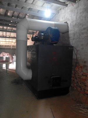 大棚热风炉