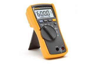 Fluke114电气测量万用表