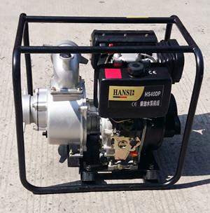 4寸柴油机自吸水泵