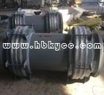 304不锈钢煤粉管道三维波纹补偿器