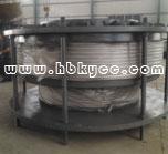 304不锈钢直管压力平衡型补偿器