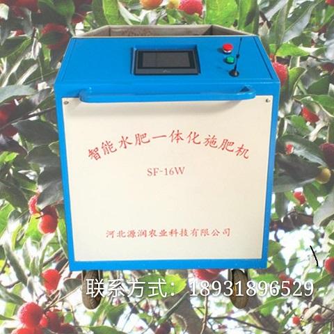 大果园专用水肥一体化施肥机