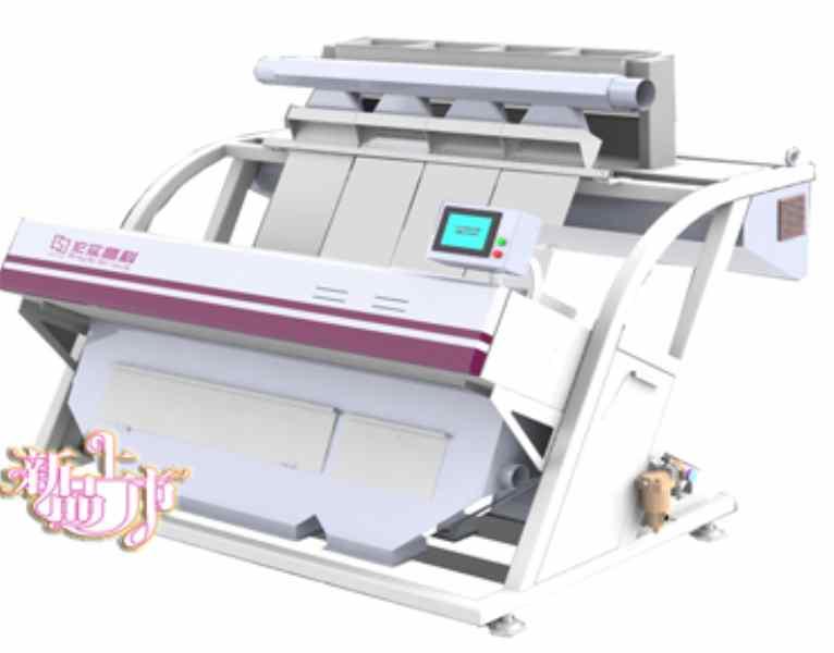 豆类系列CCD色选机