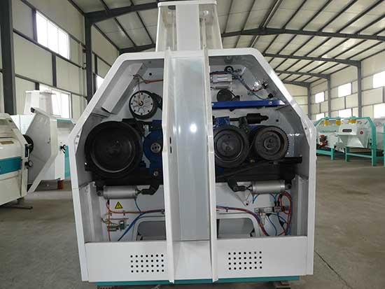 华粮机械磨粉机