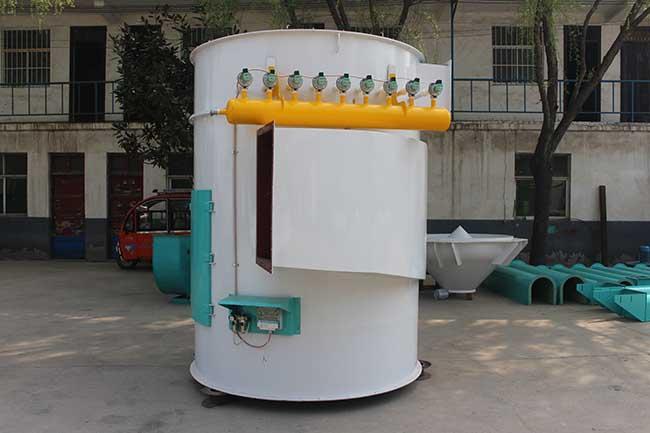 玉米加工设备配套脉冲除尘器