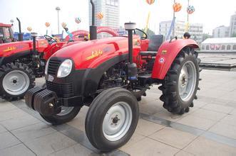 石家庄东方红中大型拖拉机