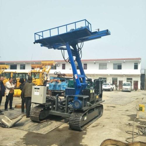 新耀厂家定制护坡专用型锚固钻机