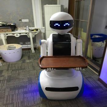 智能送餐说话机器人