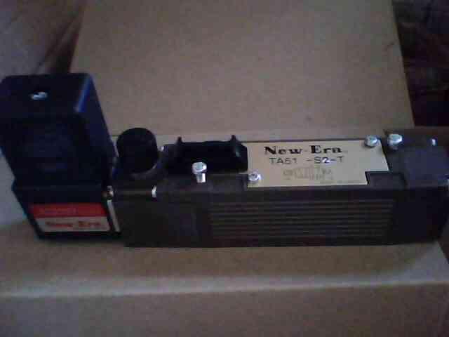 NEW-ERA/NOK电磁阀