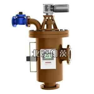自清洗过滤器安装压力表和手动阀门