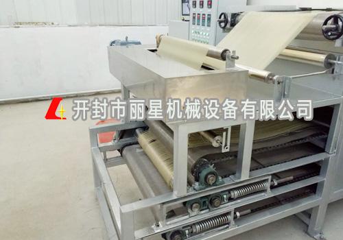 大型粉皮机适当的产业转型时期