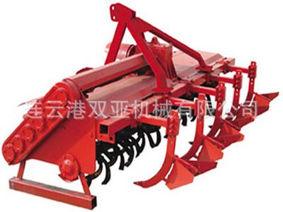 1GKNM 125-200系列单侧传双轴灭茬旋耕机