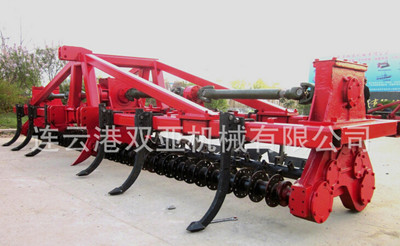 1GSZ-550型复式灭茬旋耕联合复式整地机