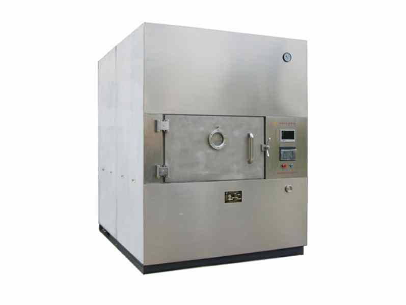 动态微波真空干燥机