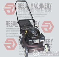GS500xT钢底盘草坪机