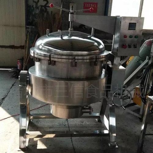 电加热肉制品蒸煮锅