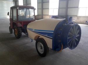 果哈哈QY-7拖车型果园打药机