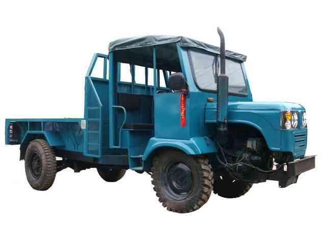 中宇 前后驱动拖拉机(双缸)