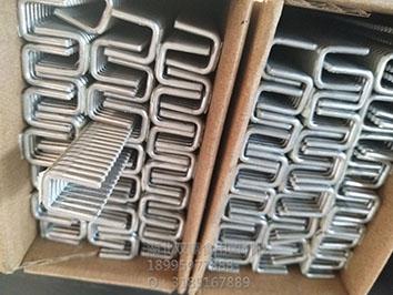 食用菌机械配件扎口机铝钉价格