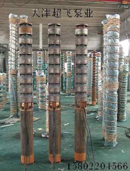 天津市潜水泵