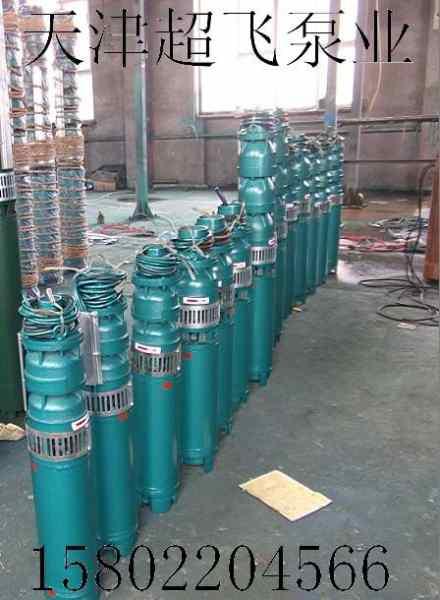 天津卧用热水潜水泵