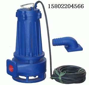 天津带铰刀污水泵