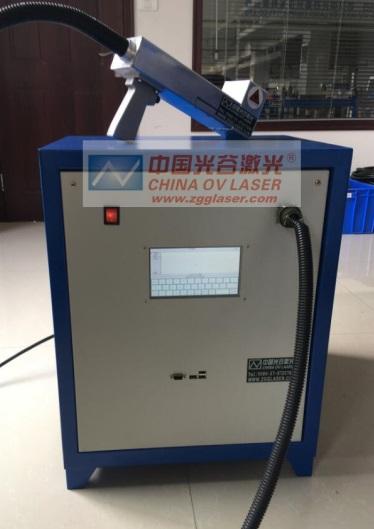 GGJG-Q系列手持式激光除锈机