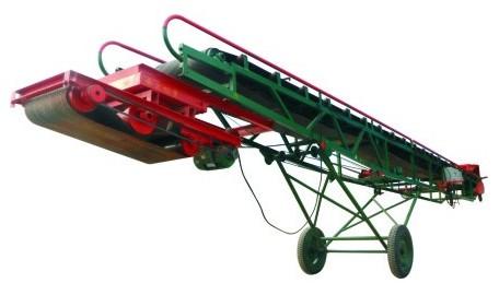 移动式粮食输送机