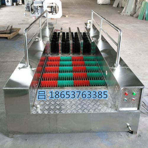 KLC-K832标准型双通道自动洗靴机