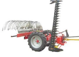 牵引式割草机