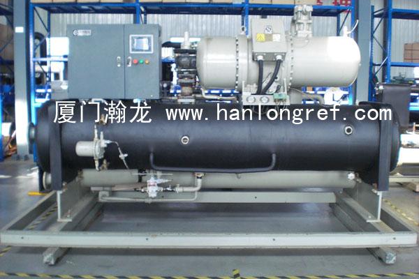 南平CW系列冷库专用螺杆冷冻机组