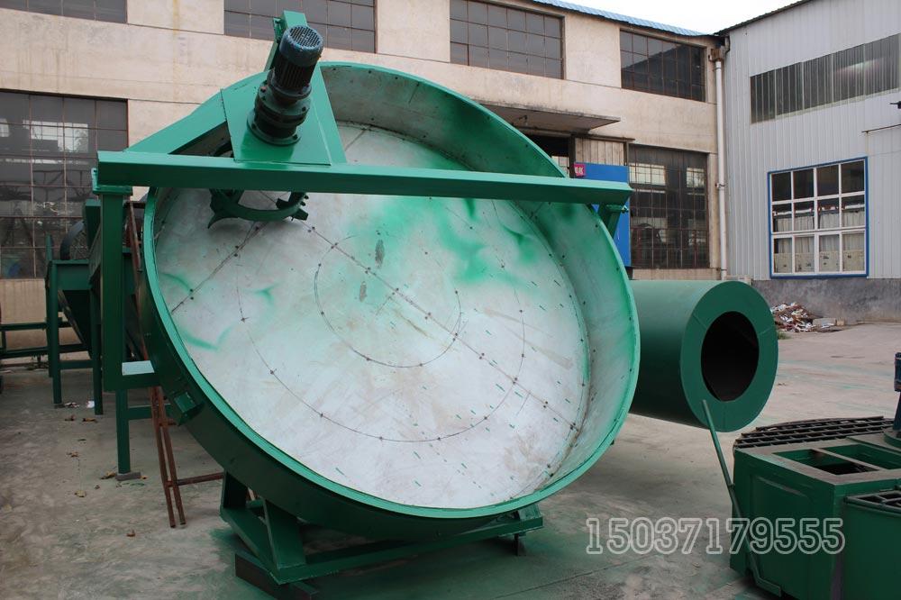 圆盘造粒机
