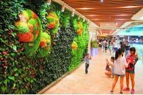 北京室内植物墙