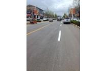 河南路面划线热熔标线涂料,专业承接标志标线-驰安