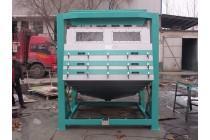 玉米清理设备大型振动筛选机