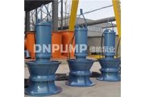 QZB潜水轴流泵水利工程大型泵站城市排水防汛