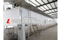 新型粉条机水晶粉条生产线自带烘干装置 粉丝加工机生产