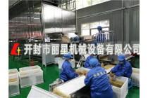 无明矾红薯粉条生产线PLC智能操控