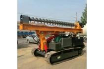 西宁光伏打桩机厂家太阳能光伏电打桩机