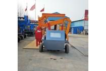 高速公路护栏打桩机 小型打桩机 厂家直售 现货供应