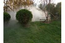 中海售楼处雾森景观喷雾系统