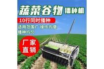 久农王电动蔬菜播种机
