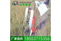 自走半喂入式收割机 自走式收割机价格 收割机械供应
