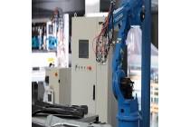 HG-TJ611单组份六轴机器人涂胶机