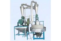 自动石磨面粉机 石磨磨面粉 纯石磨面粉