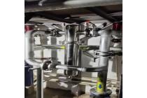 医用负压吸引系统废气排放杀毒装置