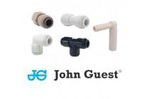 英国JOHN GUEST 食品级塑料快插接头阀门塑料管
